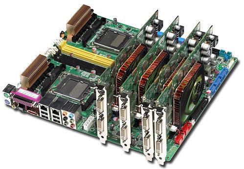 4x4-Plattform von AMD