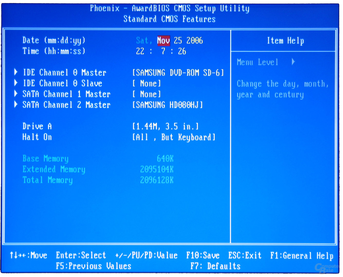 EVGA 680i SLI BIOS
