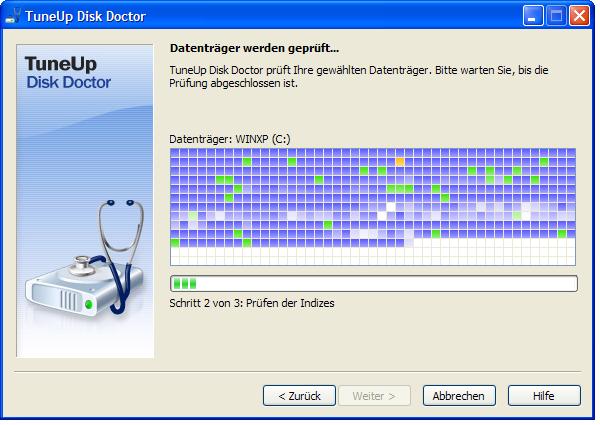 Disk Doktor