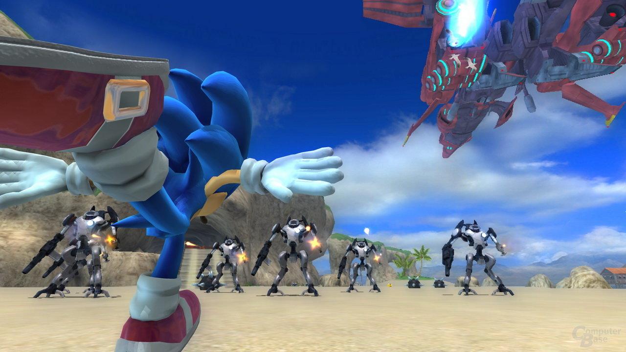 Sonic The Hedgehog für Xbox 360