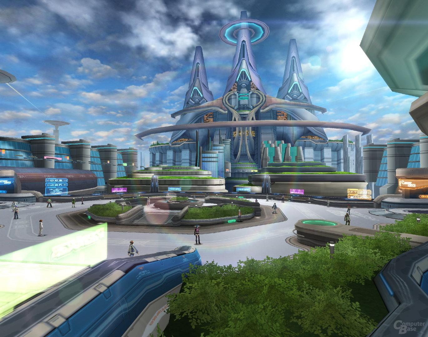 Phantasy Star Universe für die Xbox 360