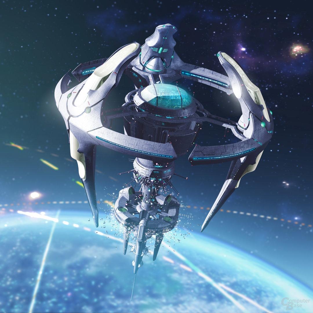 Phantasy Star Universe für die PS2