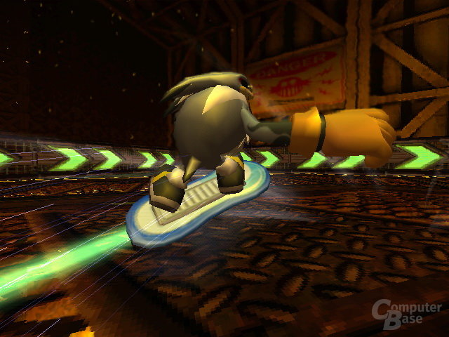 Sonic Riders für den PC