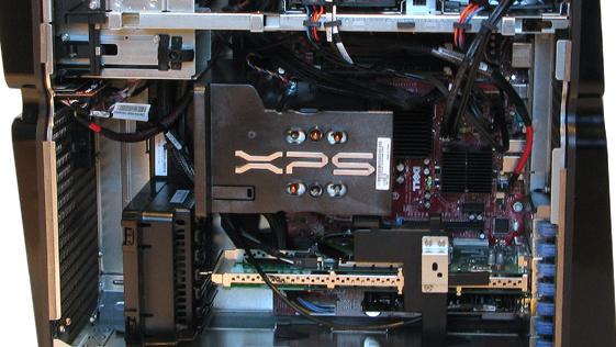 Dells XPS-700er-Serie im Test: Gamer-PC made from [D/H]ell
