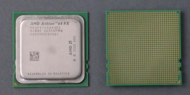 AMD Athlon FX-74