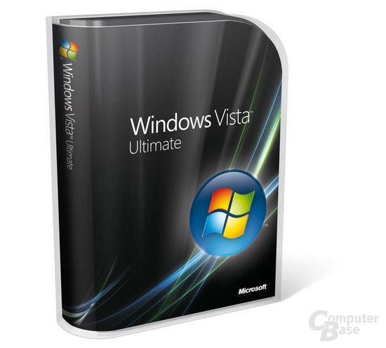 Windows Vista Ultimate - Das Betriebssystem ist da, aber die Treiber fehlen