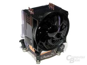 Leichte Installation, gute Performance: Cooler-Master Hyper TX