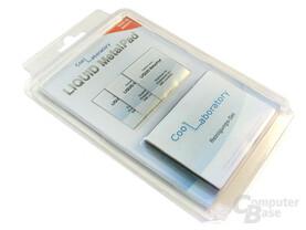 Liquid MetalPad Komplett-Paket mit Reinigungszubehör