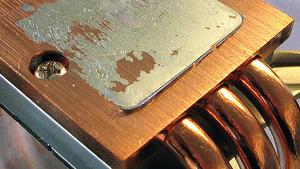 Coollaboratory Liquid MetalPad im Test: Flüssigmetall-Leistung ohne Risiko