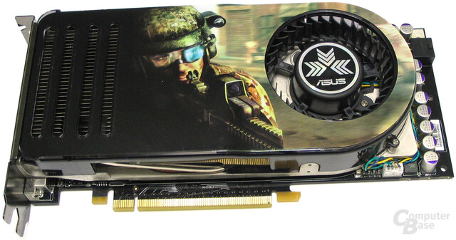 Asus GeForce 8800 GTS