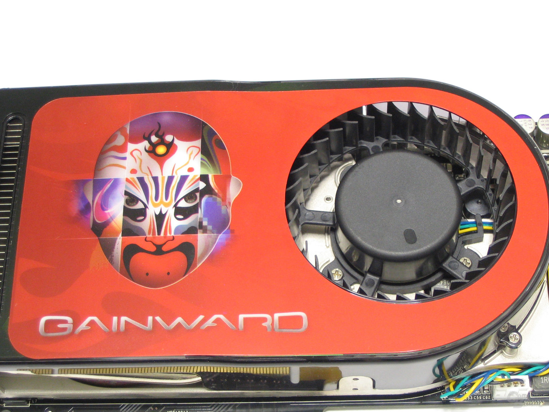Gainward 8800 GTS Kuehler