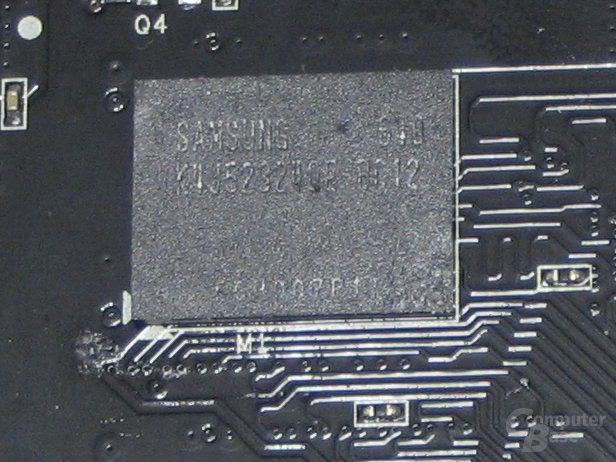 Samsung VRAM 1,2ns