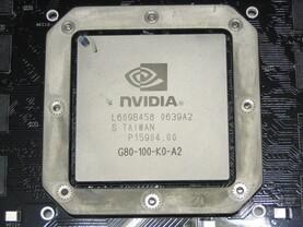 nVidia G80-GPU