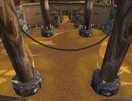 Arena 1 - Der Ring der Prüfung