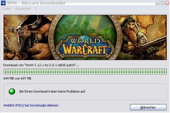 Blizzard Downloader