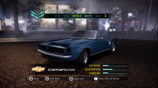 Need for Speed: Carbon - Xbox 360
