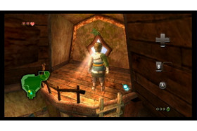 Twilight Princess mit Stereo-AV-Kabel