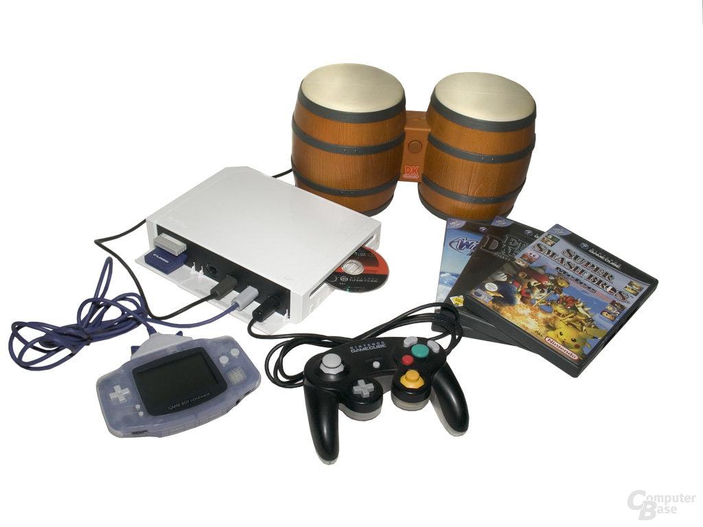 GameCube-Kompatibilität
