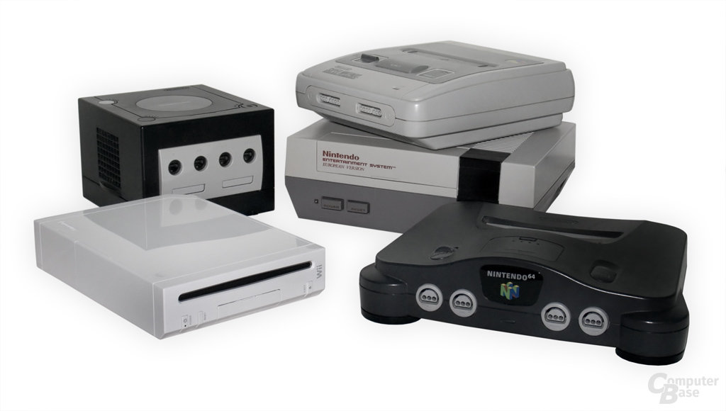 Nintendo-Konsolen