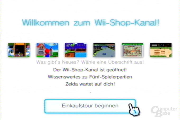 Shop-Kanal: Es kann losgehen