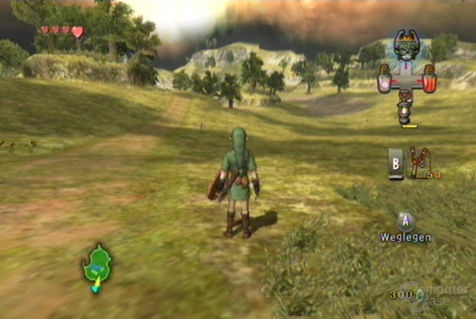 Twilight Princess - Hylianische Steppe