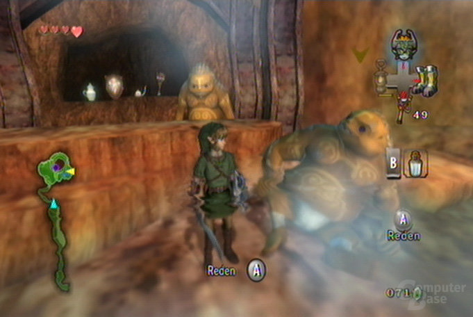 Twilight Princess - Bei den Goronen