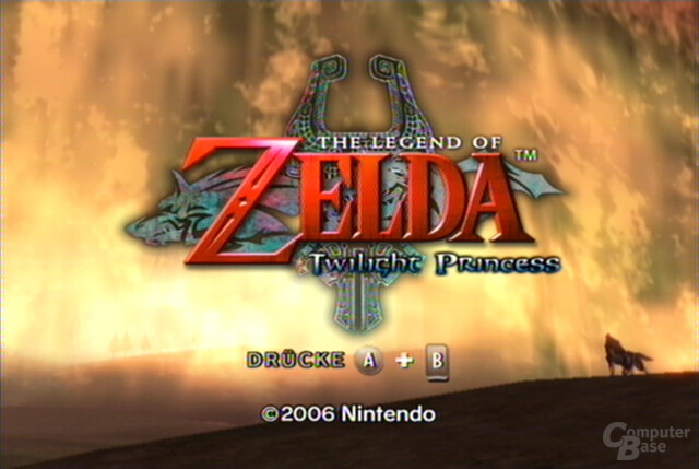 Twilight Princess - Titelbild