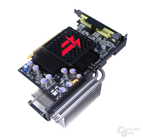 XFX 7600 GT Fatal1ty Professional Series