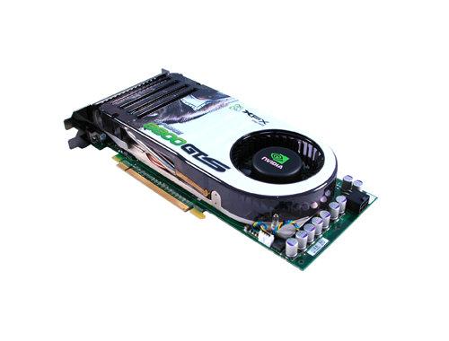 XFX GeForce 8800 GTS XXX