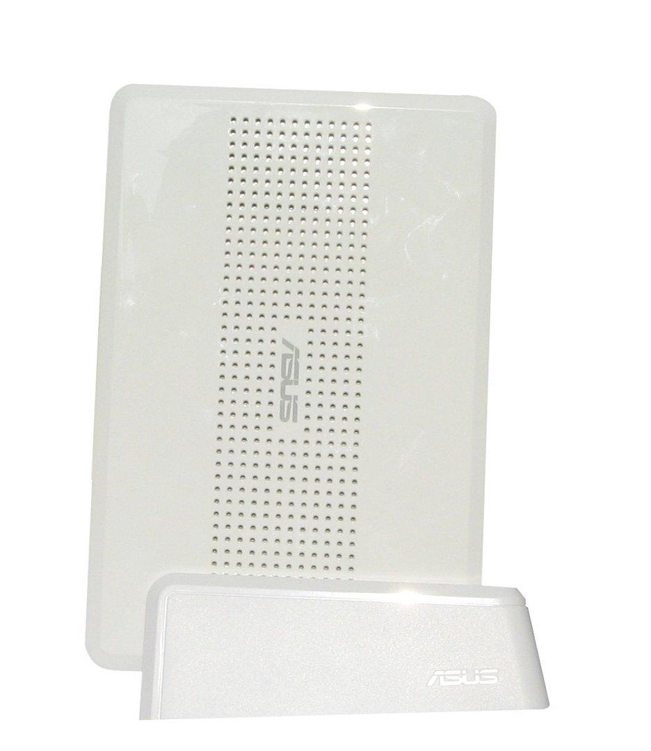 Asus WL-700gE: Hochkant Seitenansicht