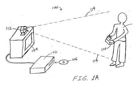 Auszug aus Sonys Patentschrift