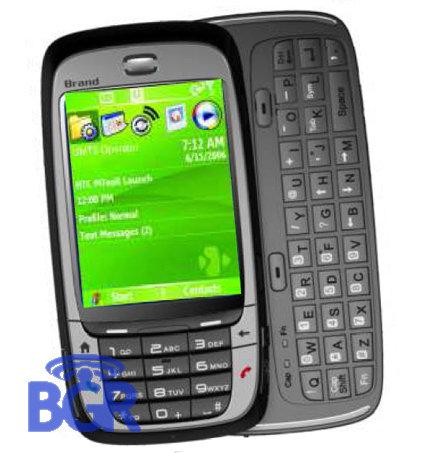 Smartphone S710 von HTC