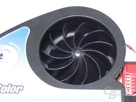 PowerColor X1950 Pro Luefter
