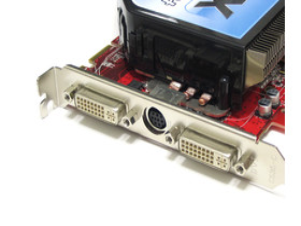 PowerColor X1950 Pro Slotblech