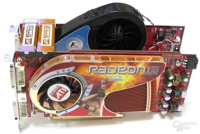 Radeon X1950 Pro CrossFire