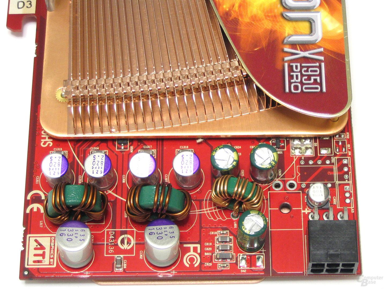 GeCube X1950 Pro Spannungswandler
