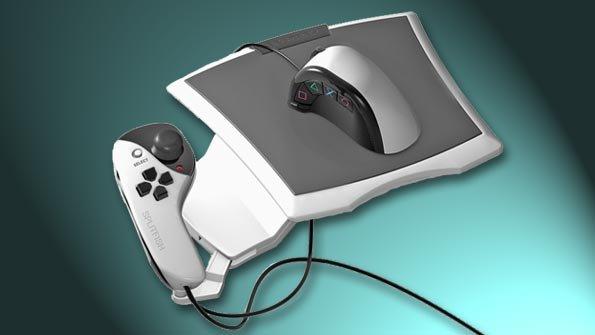 GameFX - alternative PS2-Steuerung