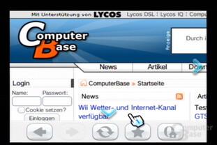 Internet-Kanal: Computerbase, vergrößert