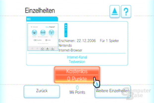 Internet-Kanal Testversion: Der Download 2