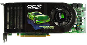 OCZ nVidia GeForce 8800 GTX PCI Express
