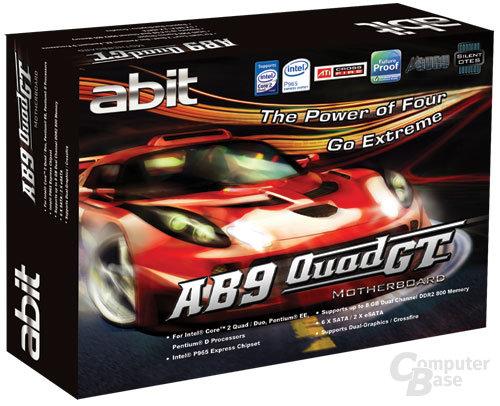 AB9 QuadGT Box