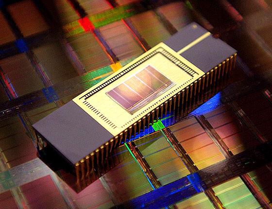 16-GBit-NAND-Speicher von Samsung