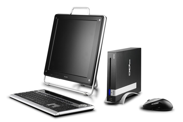 """Shuttle XPC mini X 200""-Serie"