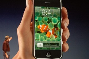 Apple iPhone Hintergrund  | Quelle: engadget.com