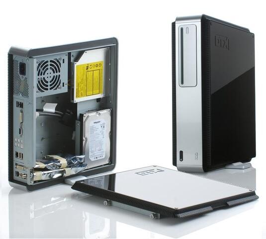 AMD entwickelt DTX-Format - Quelle: Dailytech.com