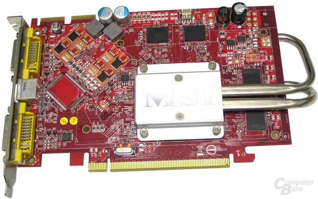 MSI Radeon X1650 XT