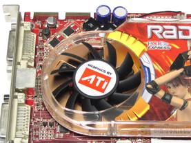 GeCube Radeon X1650 XT Luefter