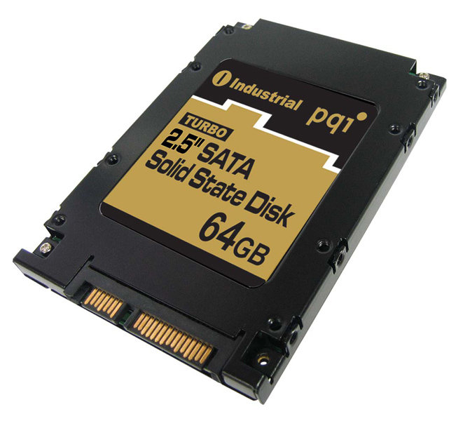 PQI Solid State Disk 64 GB