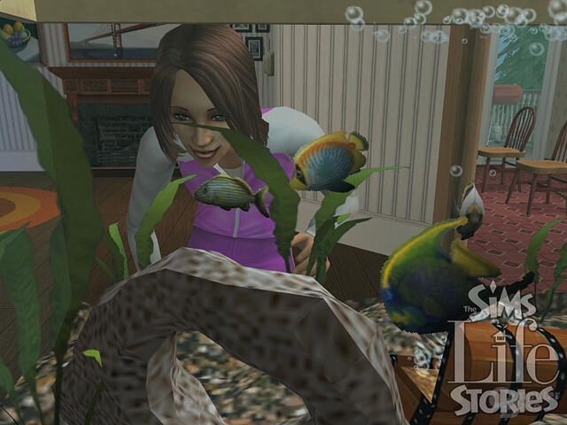 Die Sims: Lebensgeschichten