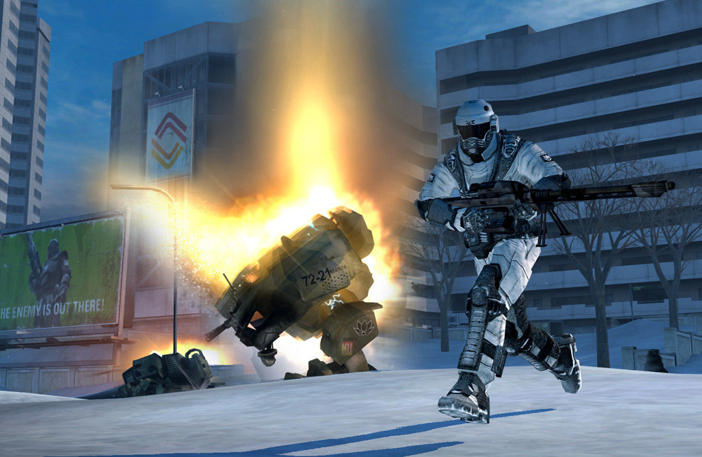 Battlefield 2: Northern Strike